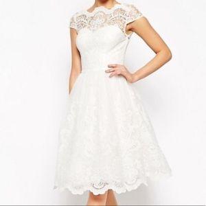 Chi Chi London Exquisite Elegance Lace Dress 10